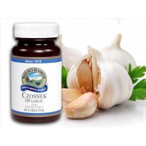 CZOSNEK (Garlic) - wzmacnia odporność, wspomaga trawienie